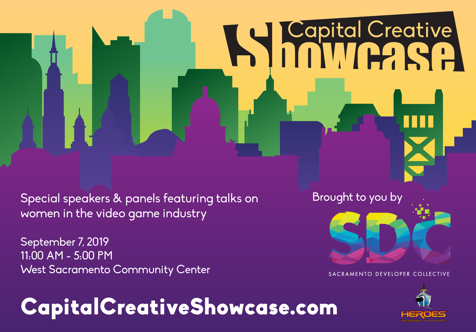 Capital Creative Showcase!
